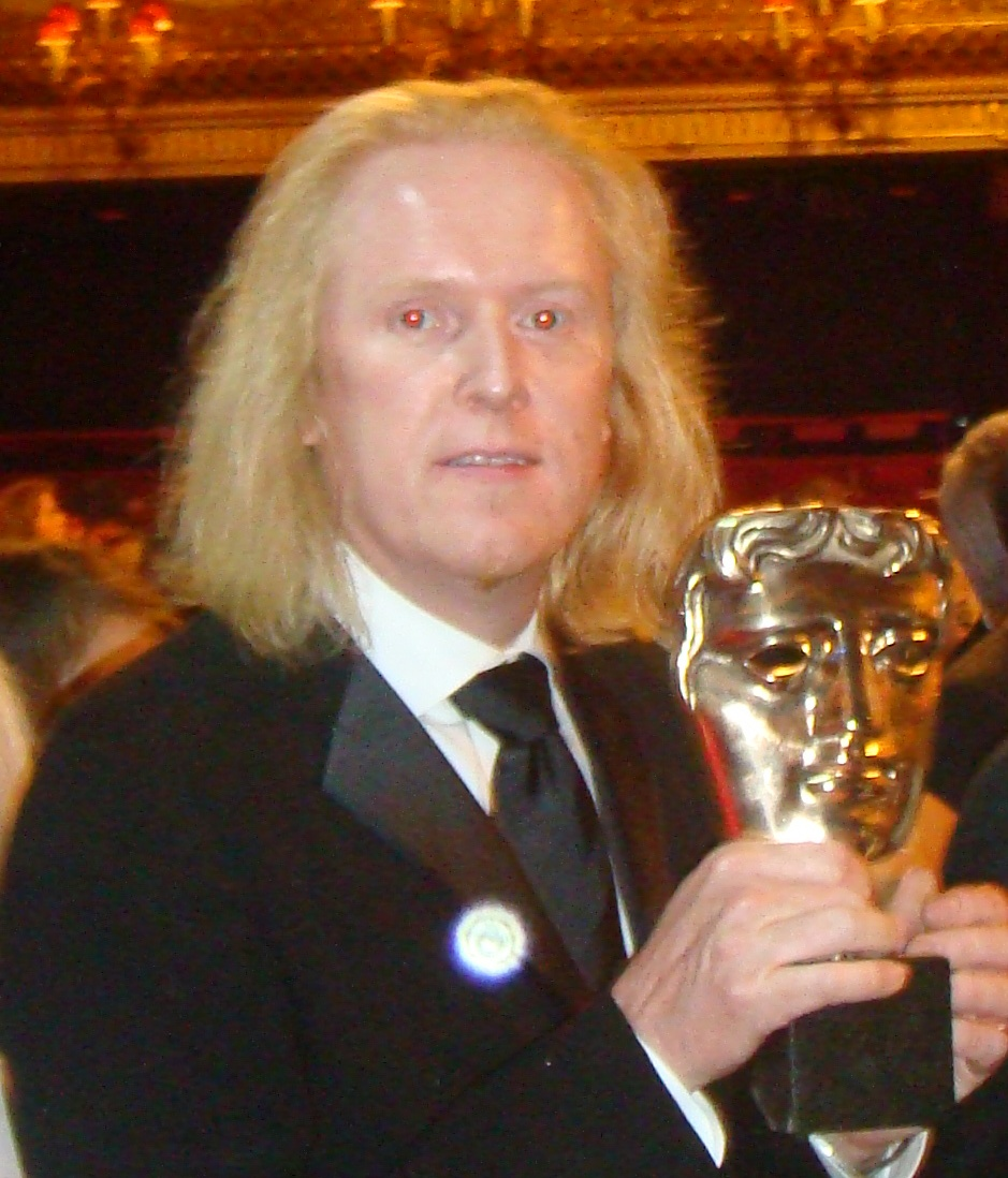 Paul won his BAFTA Award in 2010