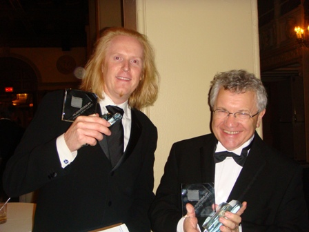 Paul won his CAS Awards in 2010